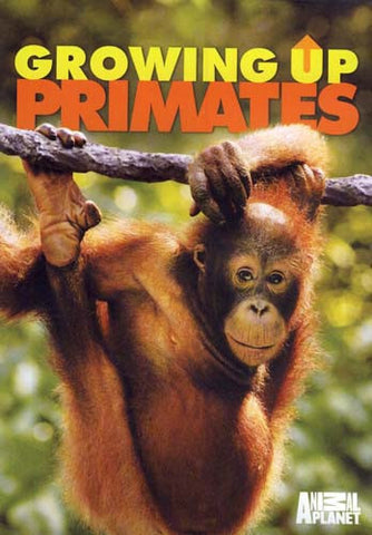 Growing Up Primates DVD Movie