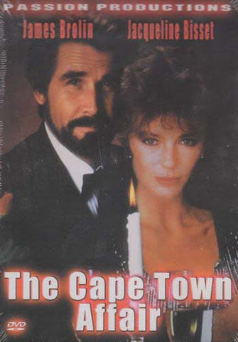 The Cape Town Affair (Keepcase) DVD Movie