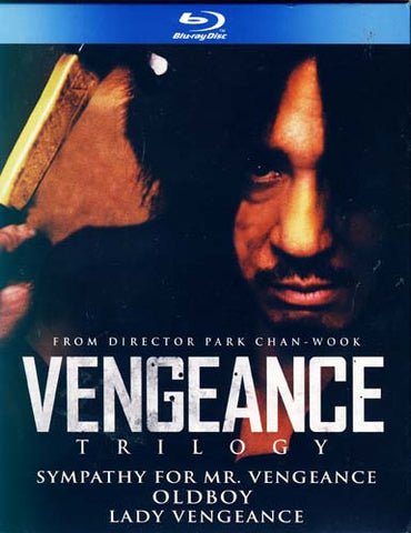 Vengeance Trilogy (Sympathy for Mr. Vengeance/Oldboy/Lady Vengeance) (Blu-ray) (Boxset) BLU-RAY Movie