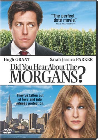 Did You Hear About the Morgans? DVD Movie