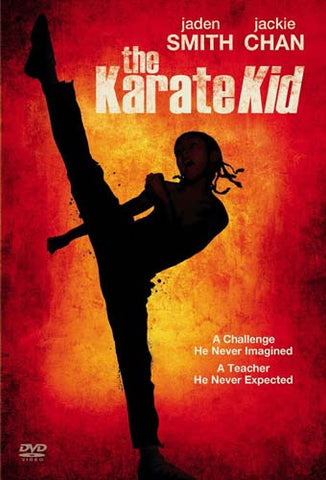 The Karate Kid (Jackie Chan) DVD Movie