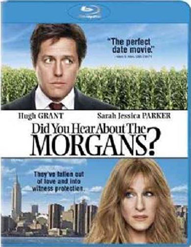 Did You Hear About the Morgans (Blu-ray) BLU-RAY Movie