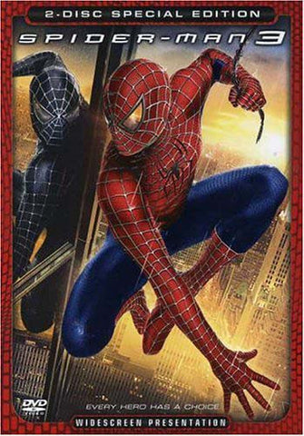 Spider-Man 3 (2-Disc Special Edition) (With Postcard Set And Child s Halloween Full-Hood Mask!) DVD Movie