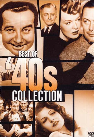 Best Of '40s Collection - All The Kings Men/Gilda/Here Comes Mr. Jordan (Boxset) DVD Movie