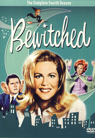 Bewitched - The Complete Fourth Season (4th) (Boxset) DVD Movie