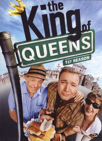 The King of Queens - The Complete Season 1 (Boxset) DVD Movie