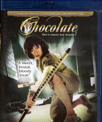 Chocolate (Blu-ray) BLU-RAY Movie