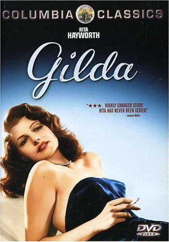Gilda DVD Movie