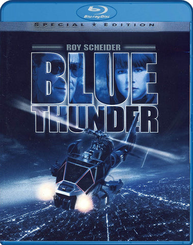Blue Thunder (Special Edition) (Blu-ray) BLU-RAY Movie