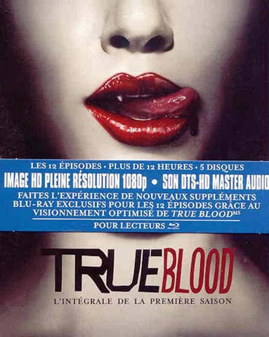 True Blood - L'intergrale De La Premiere Saison (Boxset) (Blu-ray) BLU-RAY Movie