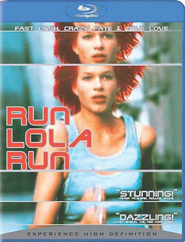 Run Lola Run (Blu-ray) BLU-RAY Movie