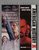 A History Of Violence / American History X (Double Feature)(Bilingual) DVD Movie