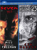 Seven / The Number 23 (Double feature) (Blu-ray) BLU-RAY Movie