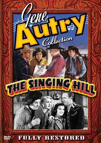Gene Autry Collection - The Singing Hill DVD Movie