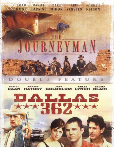 The Journeyman And Dallas 362 (Double Feature) DVD Movie