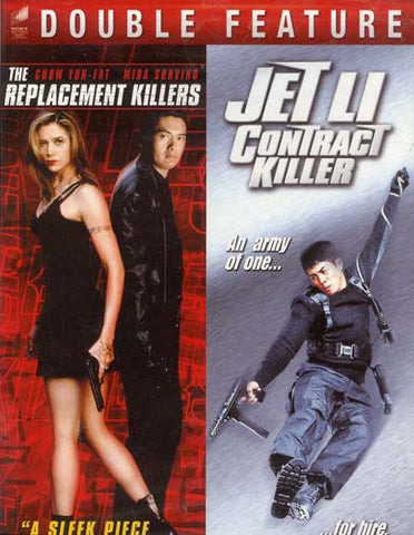 The Replacement Killers / Contract Killer (Double Feature) DVD Movie