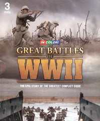 Great Battles Of WWII (Boxset)