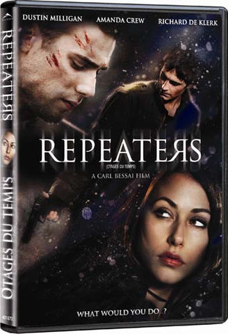 Repeaters DVD Movie