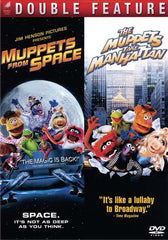 Muppets From Space And The Muppets Take Manhattan (Double Feature)