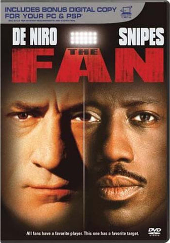 The Fan (With Digital Copy) DVD Movie