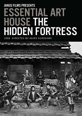 Essential Art House - The Hidden Fortress DVD Movie