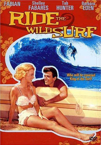 Ride the Wild Surf DVD Movie