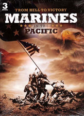 Marines In The Pacific (Boxset)