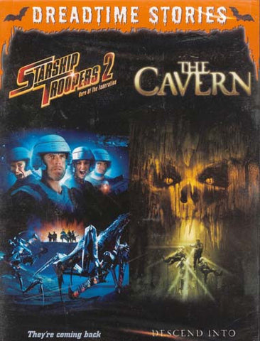 Starship Troopers 2 And The Cavern (Dreadtime Stories) DVD Movie