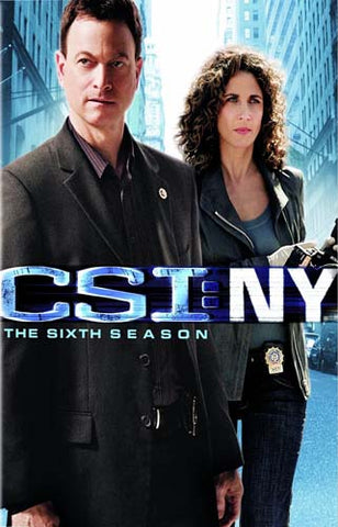 CSI: NY - The Sixth Season (6) (Boxset) DVD Movie