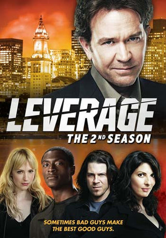 Leverage - The Second Season (2nd) (Boxset) DVD Movie