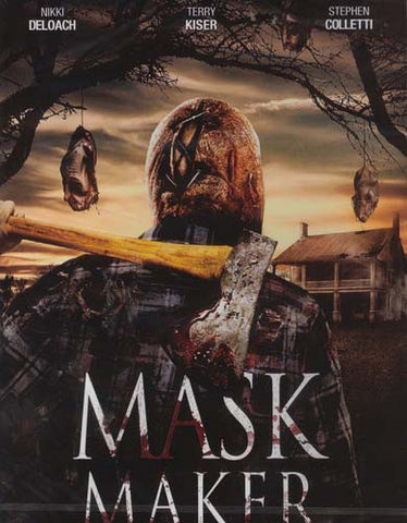 Mask Maker DVD Movie