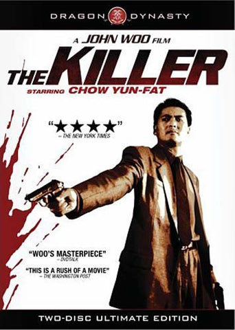 The Killer (Dragon Dynasty) (2 Disc Ultimate Edition) DVD Movie