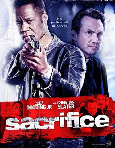 Sacrifice (Cuba Gooding Jr)(Bilingual) DVD Movie