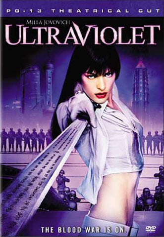 Ultraviolet (PG -13 Theatrical Cut) DVD Movie