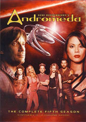 Andromeda - The Complete Season 5 (Bilingual) (Boxset)