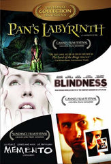 Pan's Labyrinth/Blindness/Memento (Triple Feature) (Boxset)