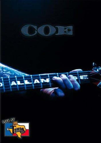 David Allan Coe - Live at Billy Bob's Texas DVD Movie