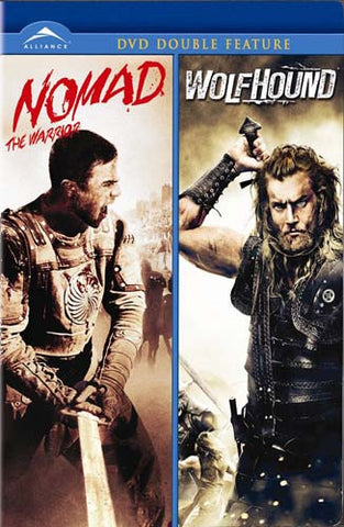 Nomad: Warrior/Wolfhound (Double Feature) DVD Movie