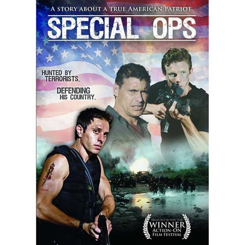 Special Ops DVD Movie