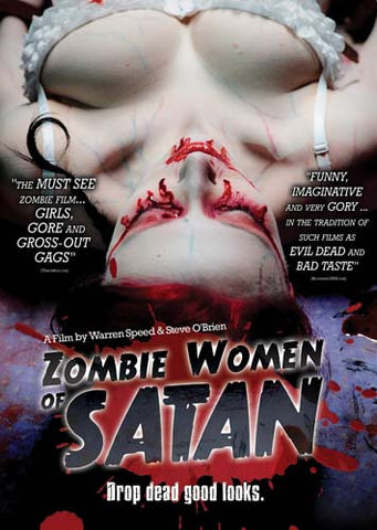 Zombie Women of Satan DVD Movie