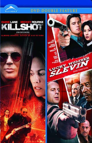 Killshot/ Lucky Number Slevin (Double Feature) (Bilingual) DVD Movie