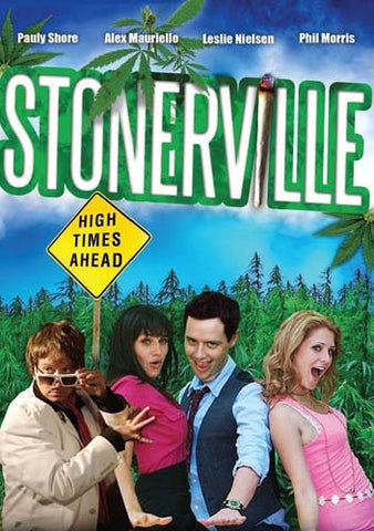 Stonerville DVD Movie
