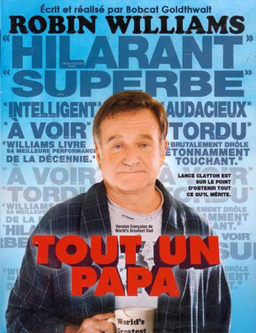 Tout Un Papa DVD Movie