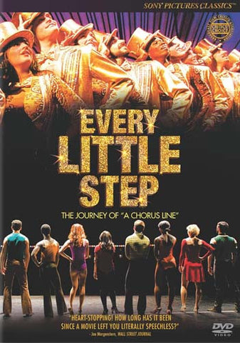 Every Little Step DVD Movie