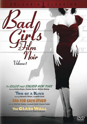 Bad Girls of Film Noir - Vol. 1 DVD Movie