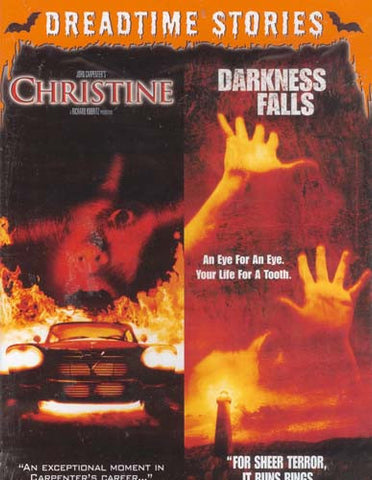 Christine / Darkness Falls (Dreadtime Stories Double Feature) DVD Movie