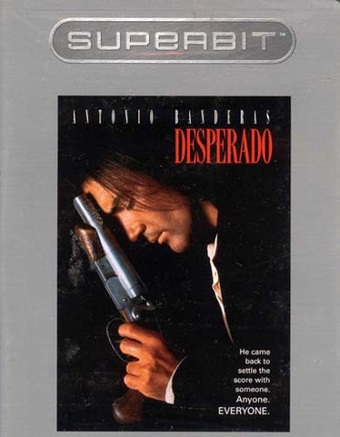 Desperado (Superbit) DVD Movie