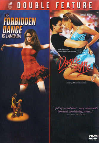 The Forbidden Dance Is Lambada / Dance with Me (Double Feature) DVD Movie