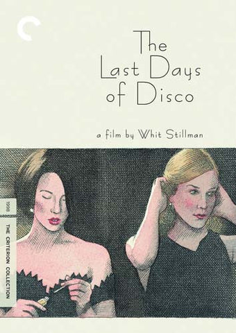 The Last Days of Disco - The Criterion Collection DVD Movie