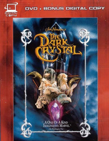 The Dark Crystal (Widescreen) DVD Movie